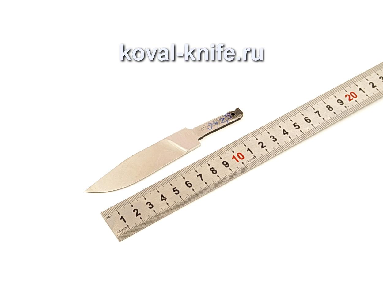 Клинок для ножа Грибник из кованой 95Х18 N94