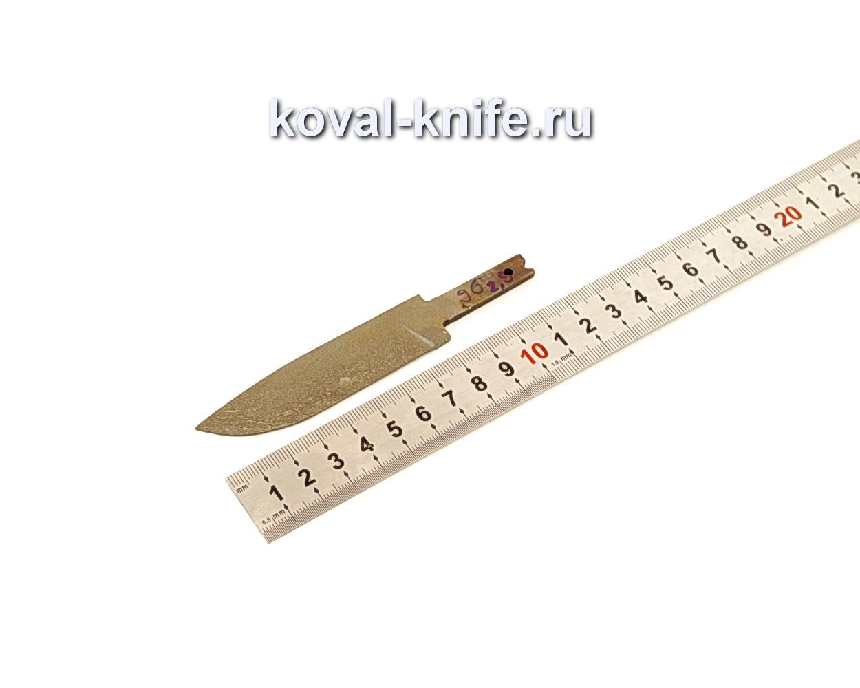 Клинок для ножа Грибник из булатной стали N96
