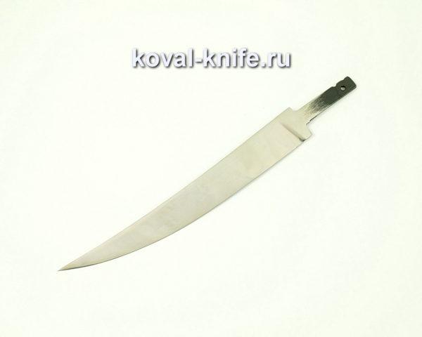 Клинок Филейного ножа из стали 95х18