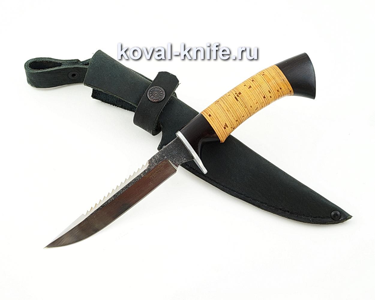 нож рыбак из стали 110х18