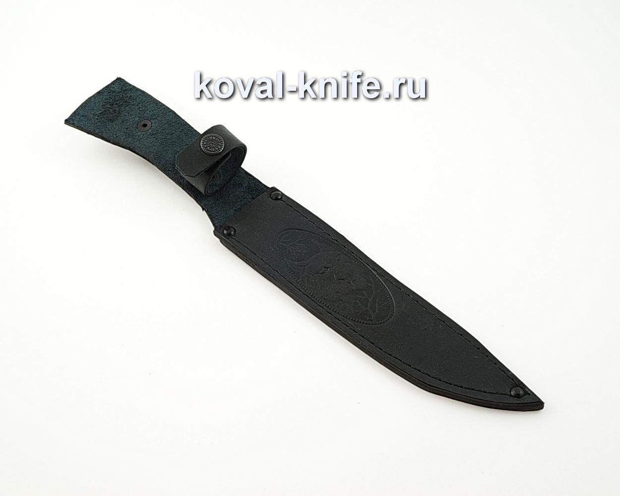Кожаный чехол (нож Пластун)