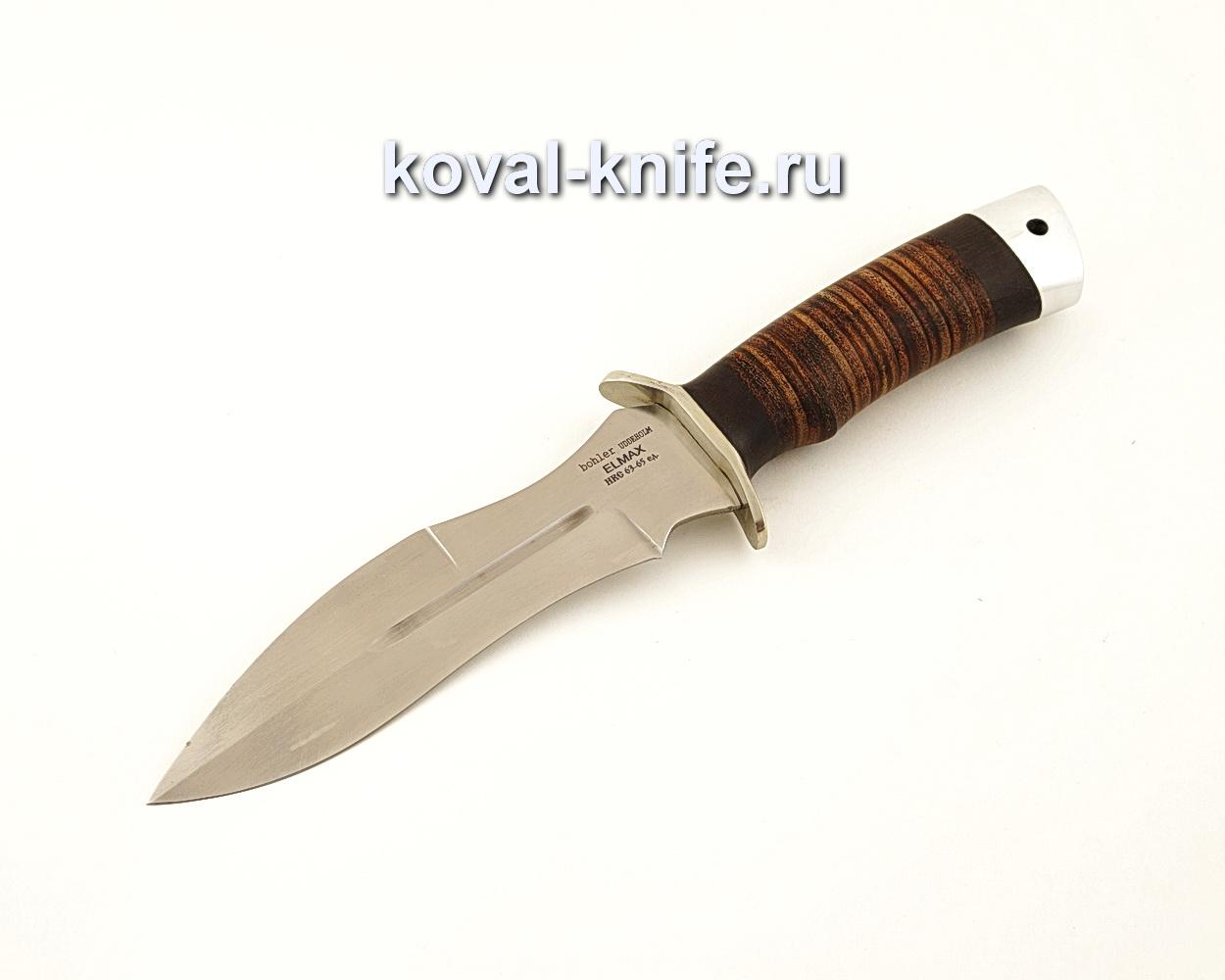 Нож Каратель из порошковой стали Elmax A624
