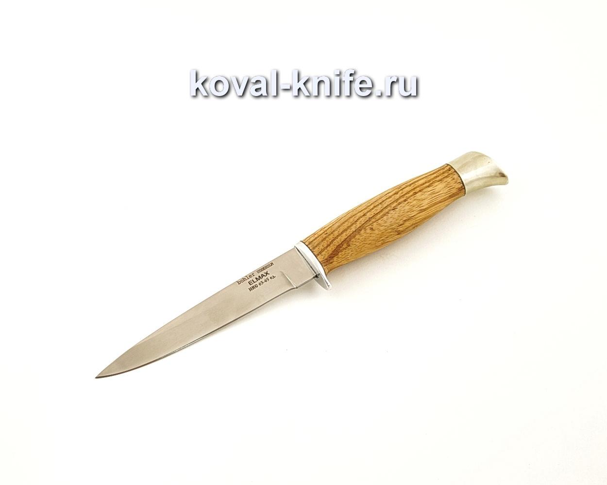 Нож Коготь из порошковой стали Elmax A654