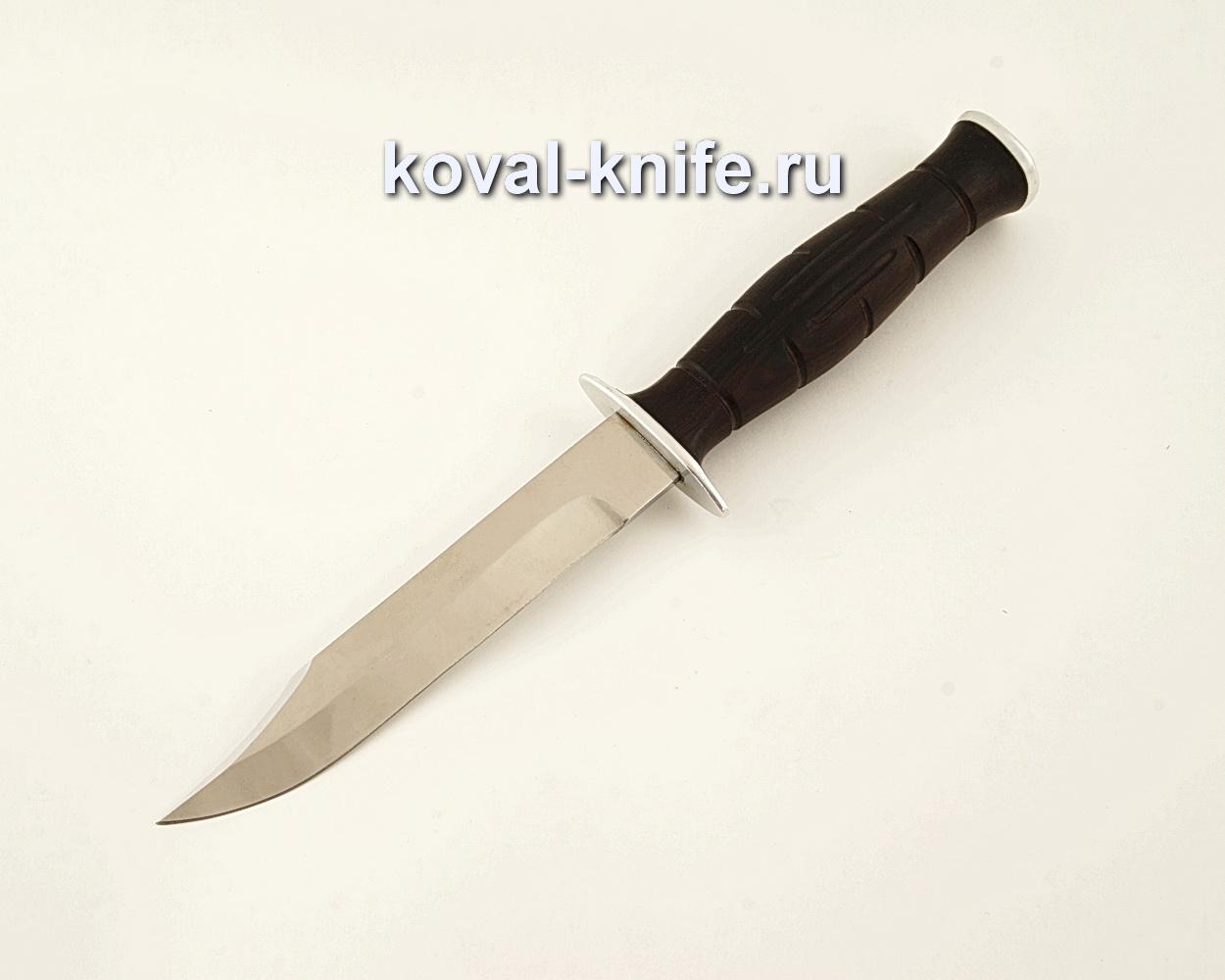 Нож Вишня из кованой стали 95Х18 с рукоятью из граба  A618