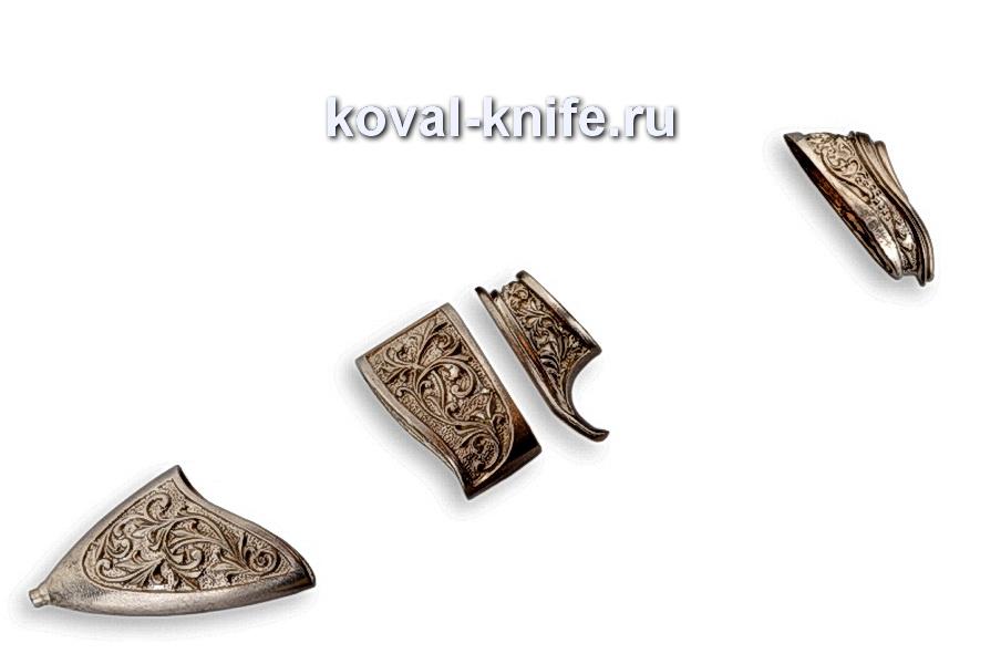 Комплект литья для ножа 14 из 4 единиц