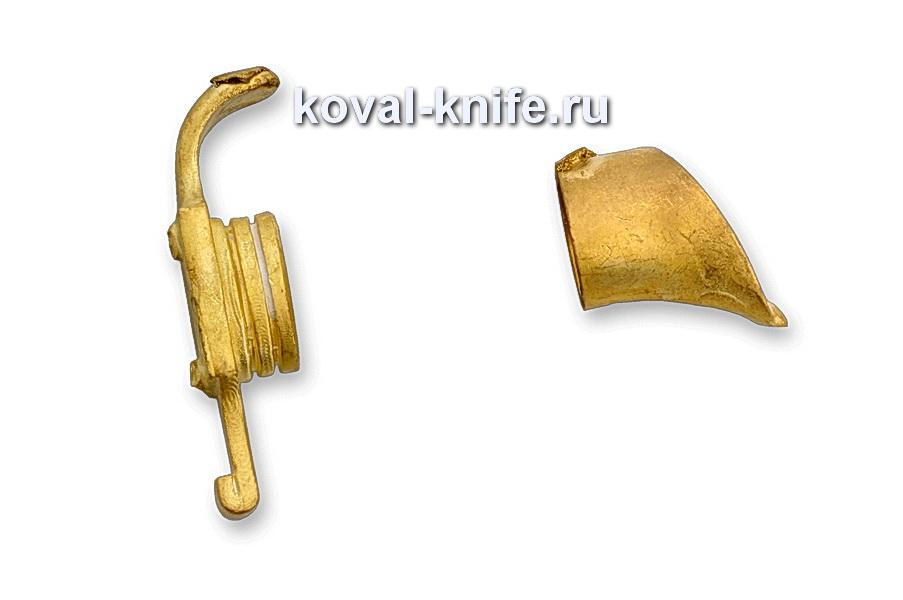 Комплект литья 3 для ножа «Финка НКВД»