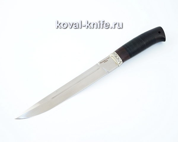 нож Пластун из кованой стали 95х18