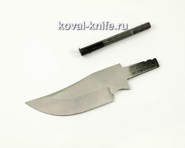 клинок для ножа Бекас из кованой стали 95х18