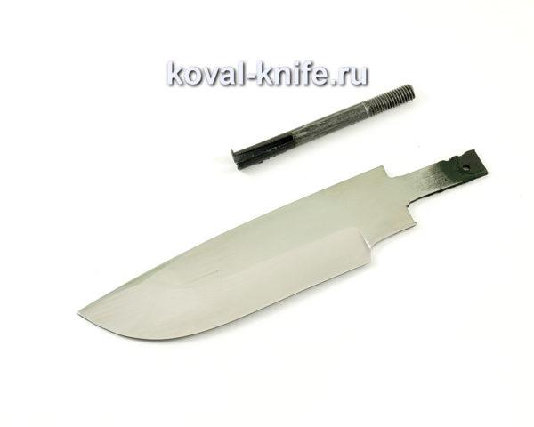 клинок для ножа Бигзод из кованой стали 95х18