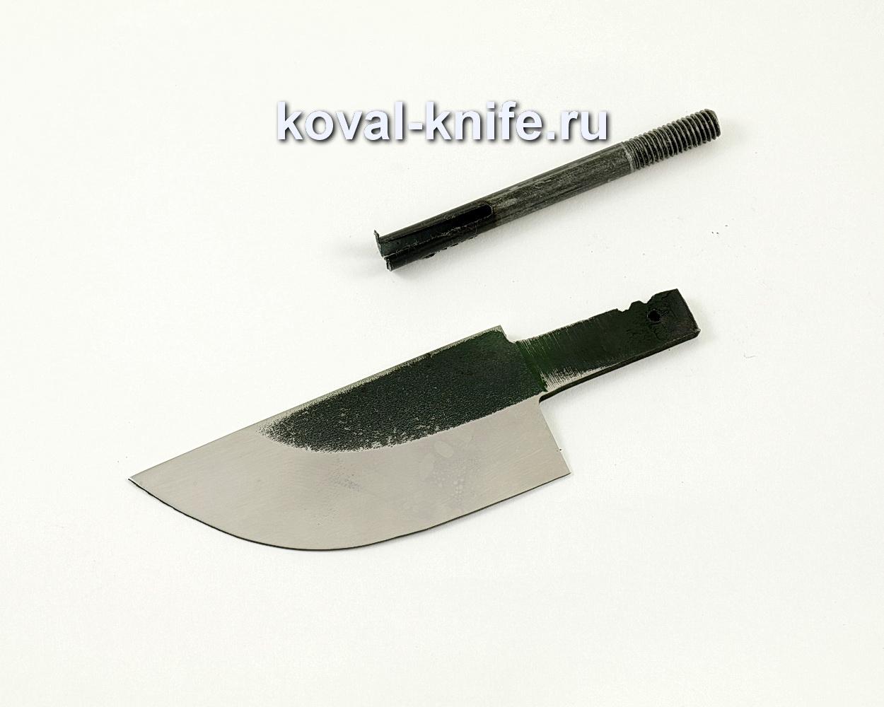 Клинок для ножа Скин (кованая сталь 110Х18)