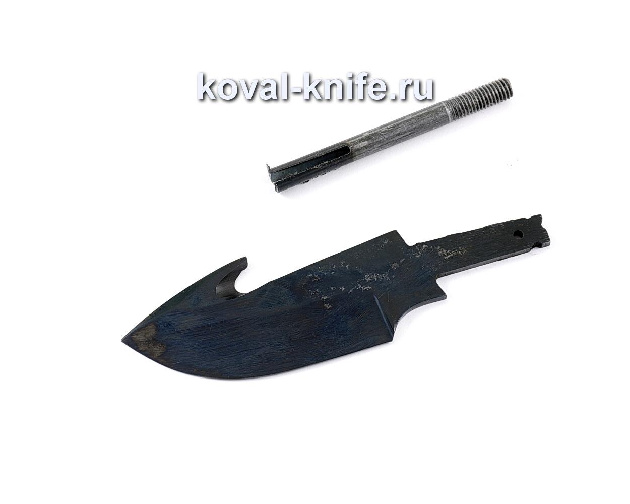 Клинок для ножа Стропорез (кованая сталь У10)