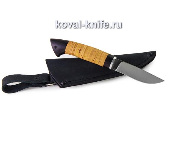 Нож Грибник из кованой стали 110х18