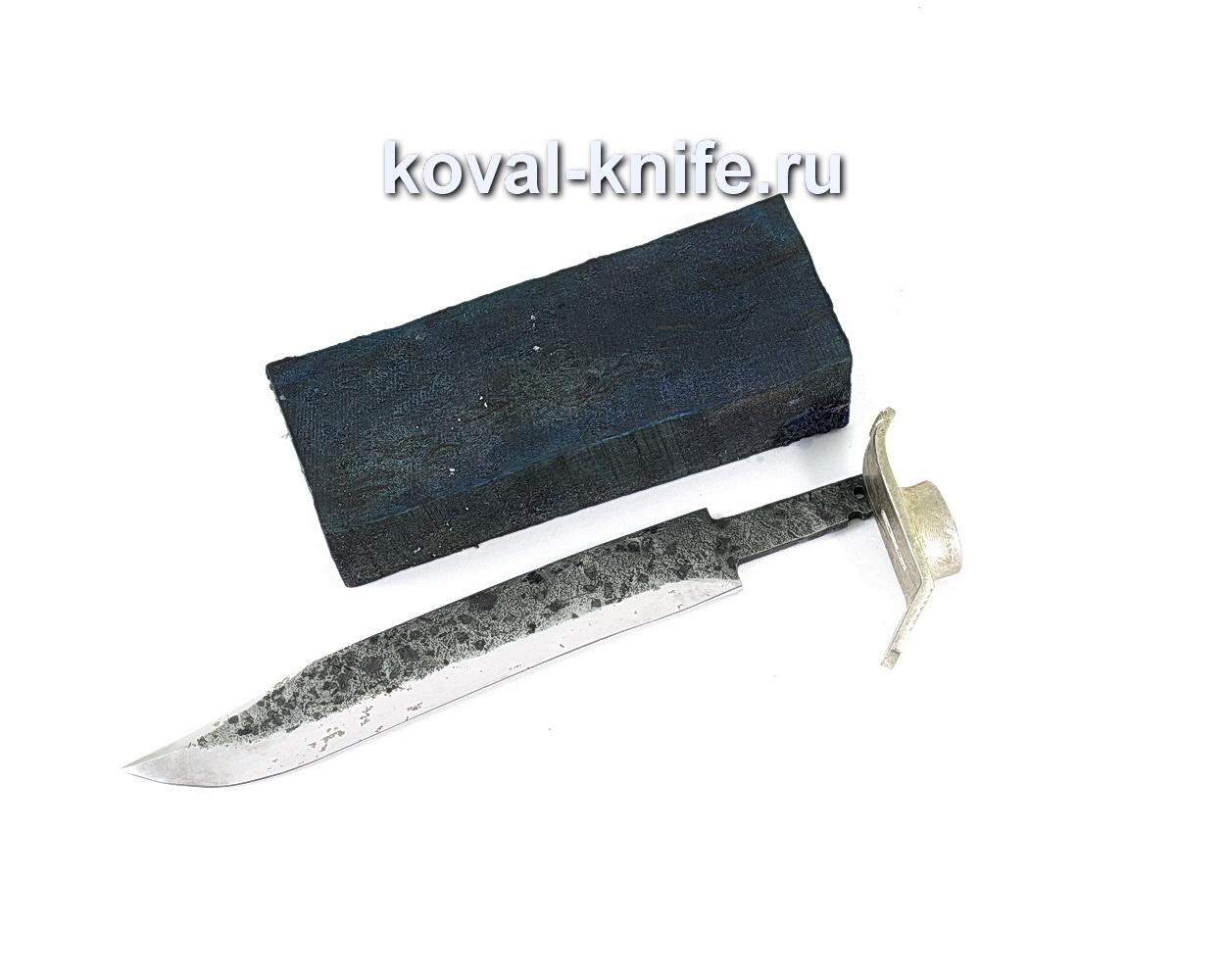 Комплект для ножа НР-40 8 (клинок кованая 9ХС 3,5мм, литье 1шт., граб брусок)