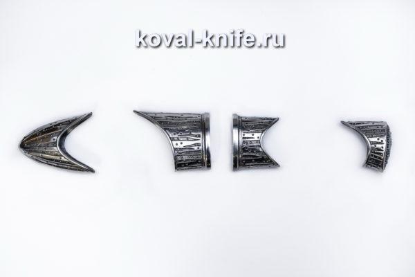 Комплект литья для ножа с ножнами 24