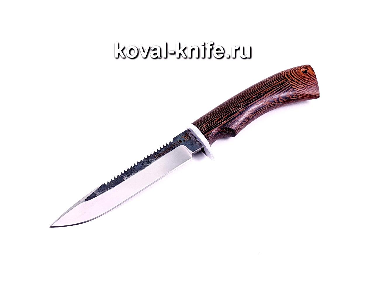 Нож Рыбак (сталь 95х18), рукоять венге A010