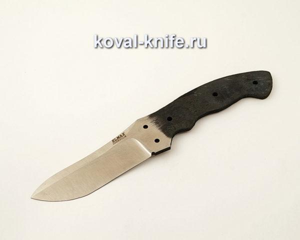 цельнометаллический клинок для ножа из порошковой стали elmax