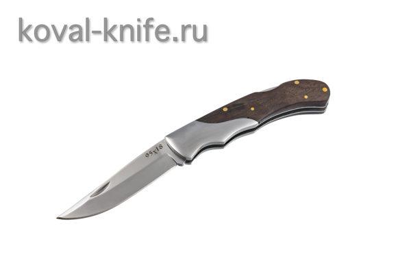 Складной нож из стали 95х18 А667