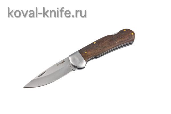 Складной нож из стали 95х18 А674