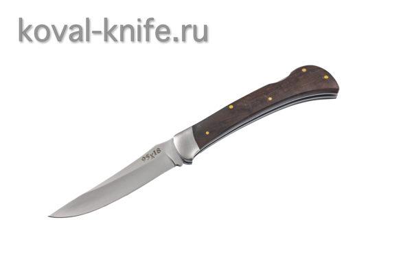 Складной нож из стали 95х18 А675