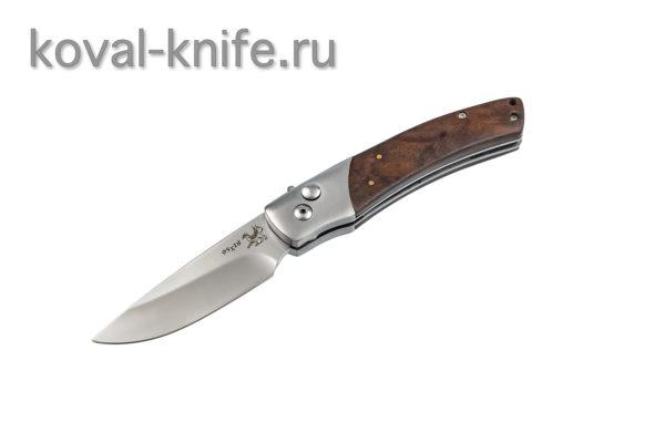 Выкидной нож из стали 95х18 А677