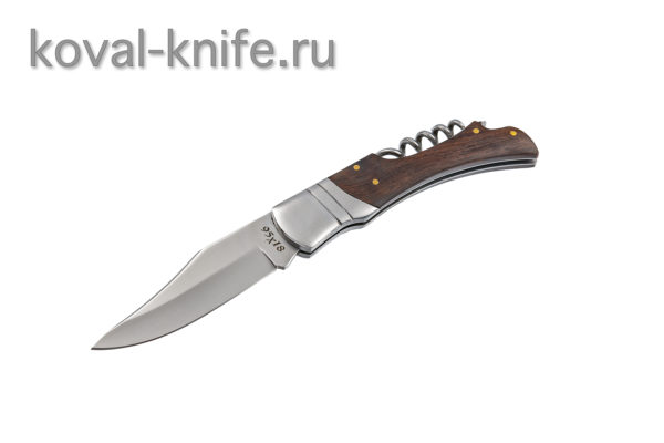 Складной нож из стали 95х18 А678