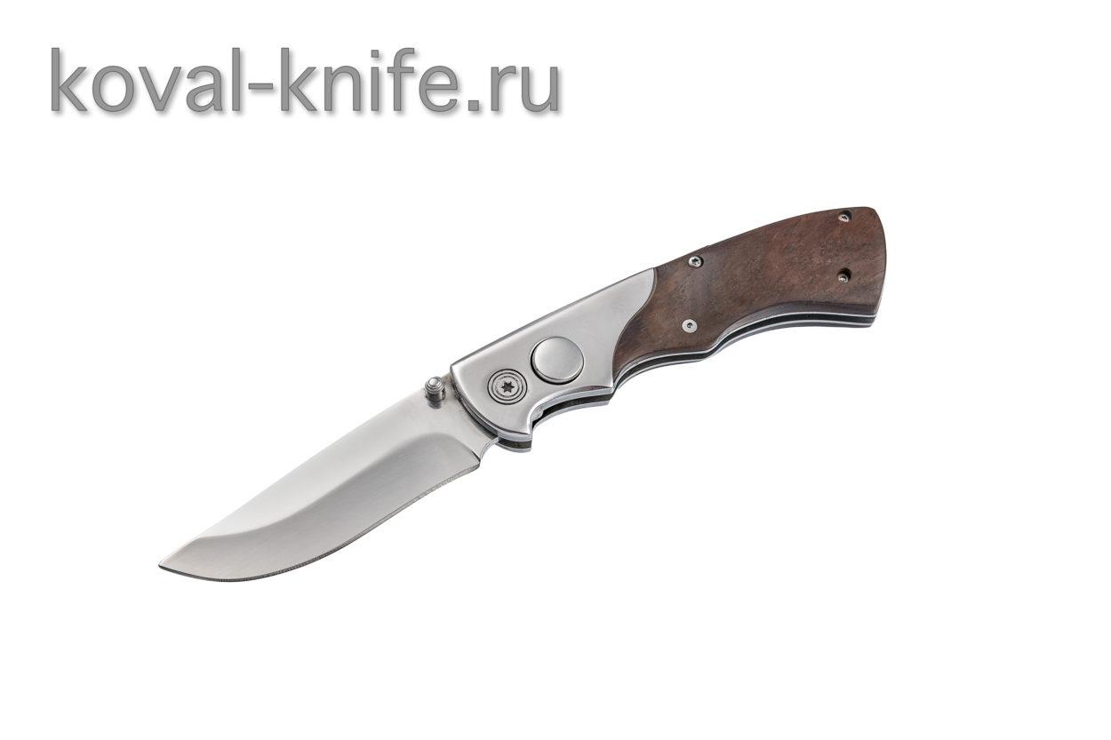 Складной нож из стали 95х18 А680