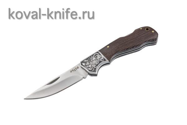 Складной нож из стали 95х18 А681