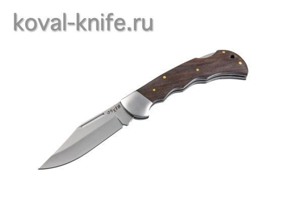 Складной нож из стали 95х18 А682