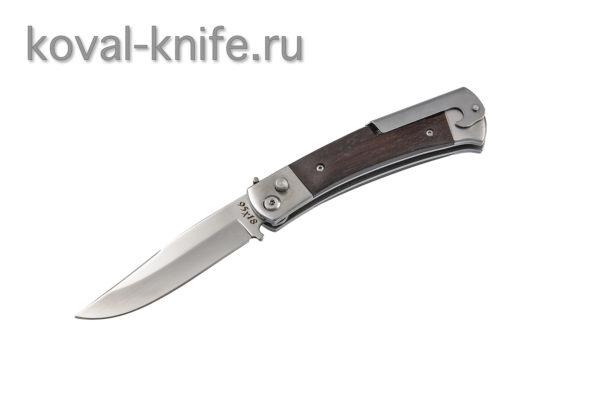 Откидной нож из стали 95х18 А685