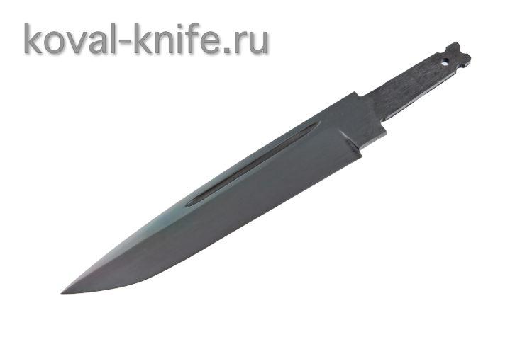 Клинок для ножа из стали У10 Финка
