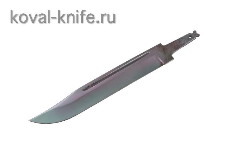 Клинок для ножа из стали У10 Штрафбат