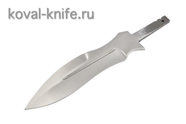 Клинок для ножа из стали 95х18 Каратель