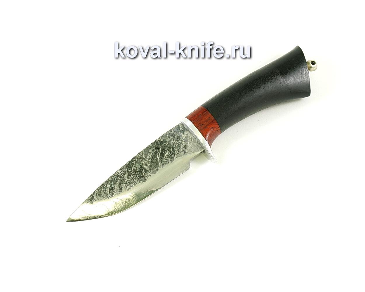 Нож Норвег (сталь 9хс), рукоять падук, граб A071