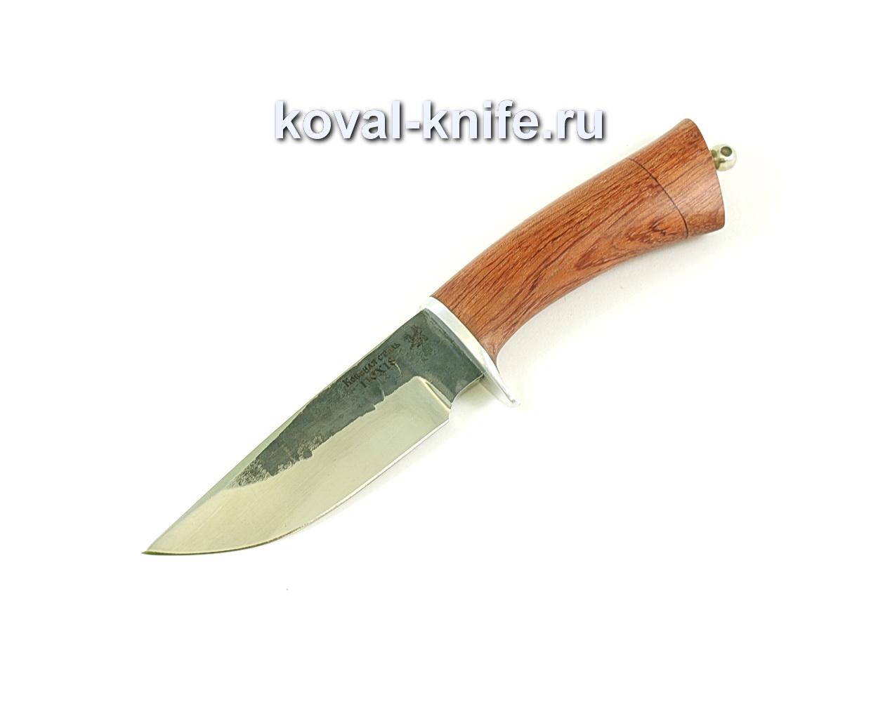 Нож Норвег (сталь 110х18), рукоять бубинга A039