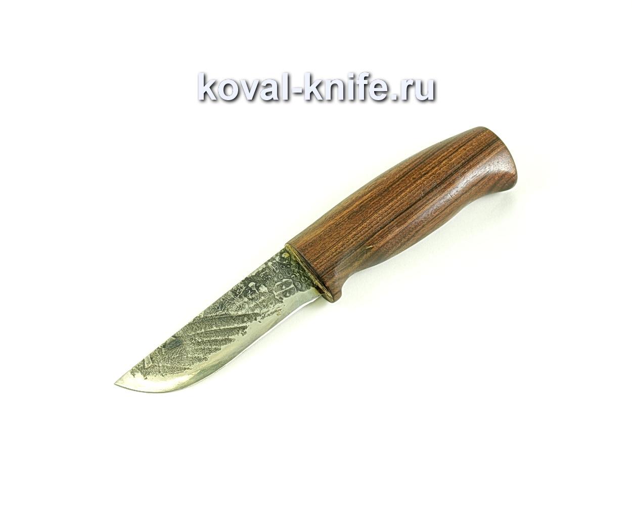 Нож Белка (сталь 9хс), рукоять орех A104