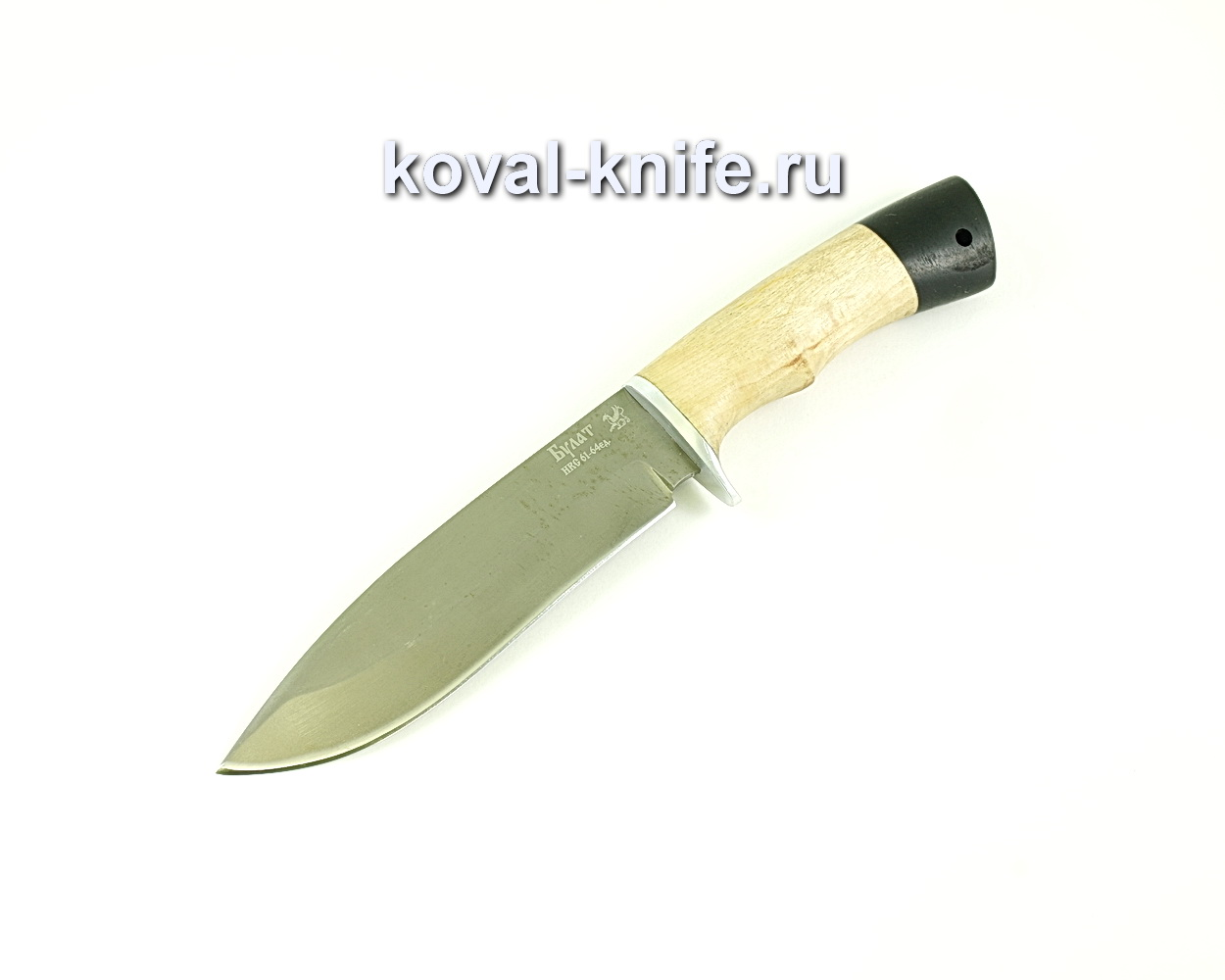Нож Орлан (сталь Булат), рукоять орех, граб A093
