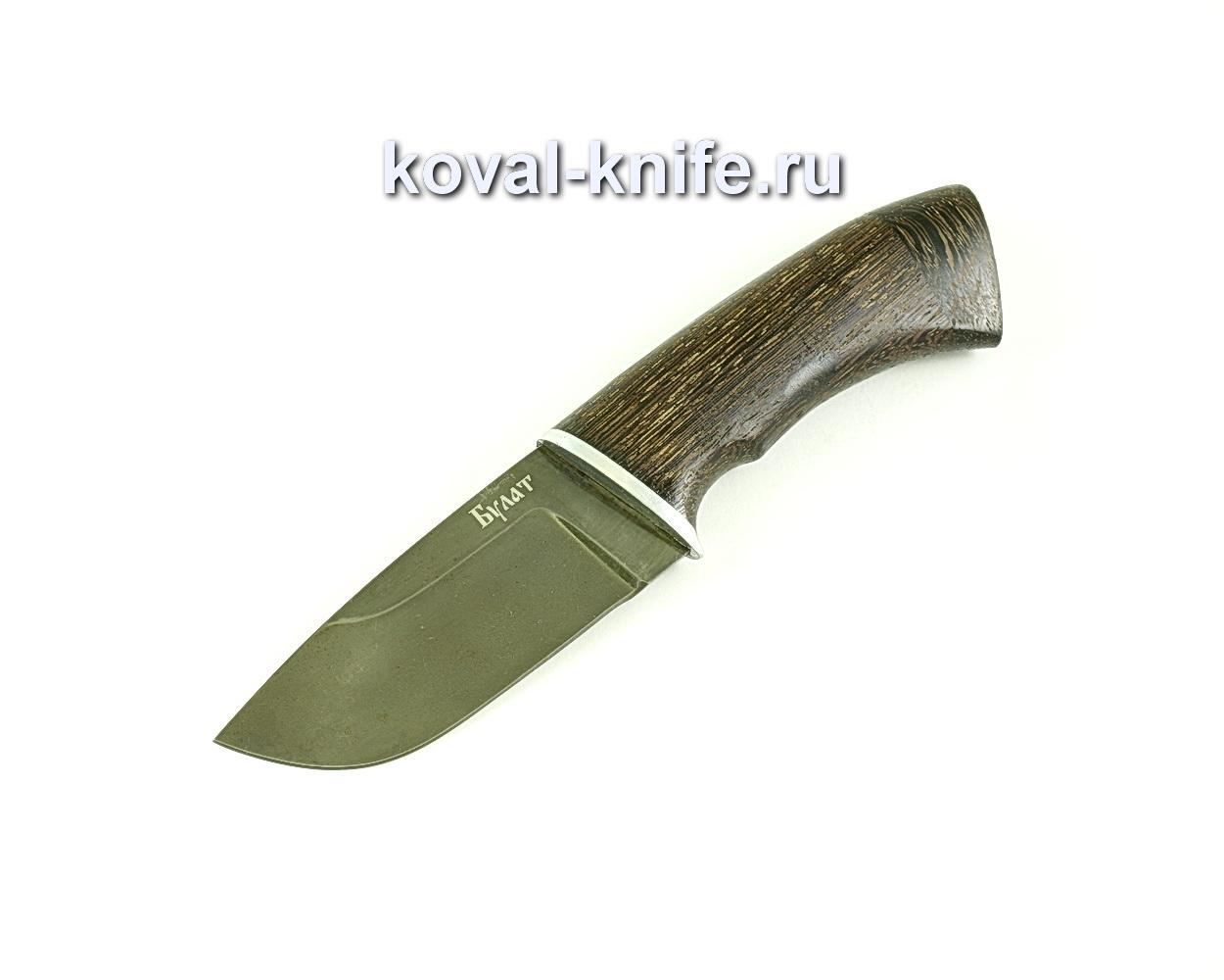 Нож Бобр (сталь Булат), рукоять венге A094