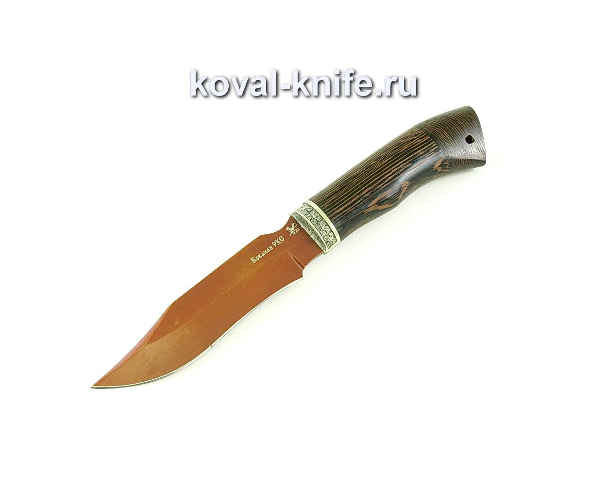 Нож Викинг-1 (сталь 9хс), рукоять венге, литье A121