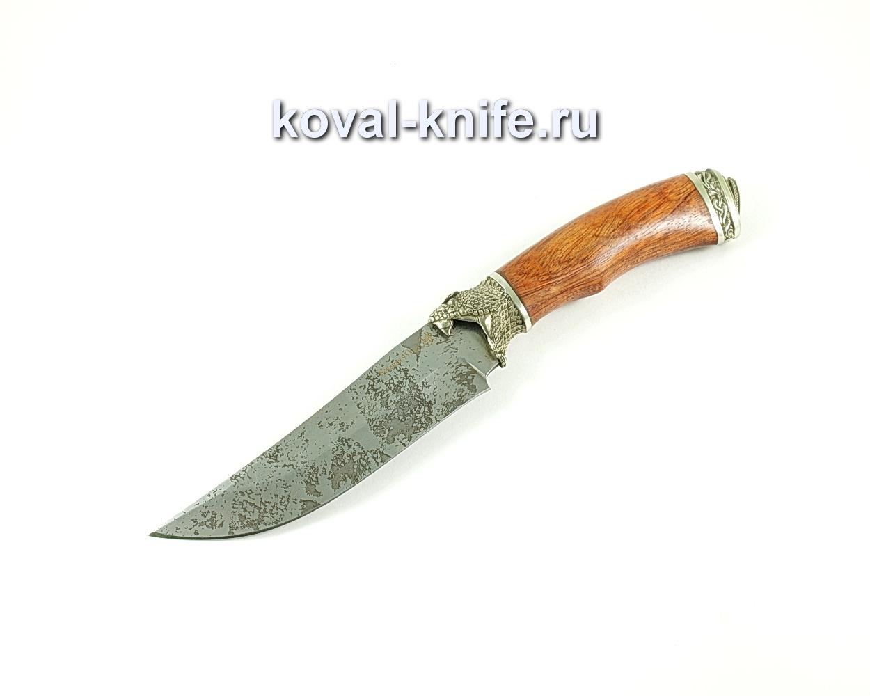 Нож Клыч (сталь 95х18),рукоять бубинга, литье A282