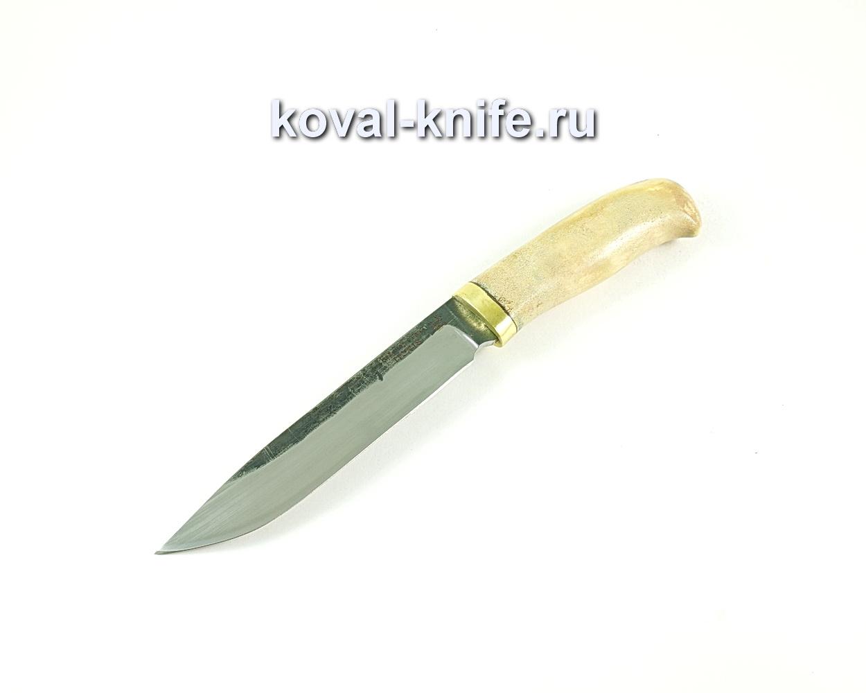 Нож Турист (сталь 110х18), рукоять рог лося A154