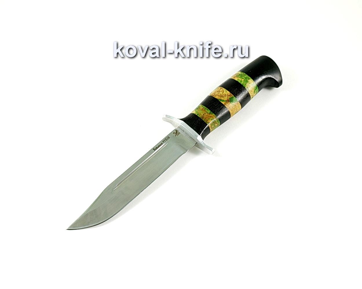 Нож Штрафбат (сталь 95х18), рукоять граб, корелка A235