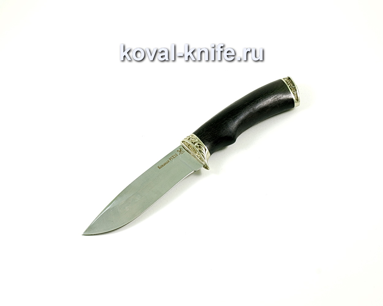 Нож Олимп (сталь 95х18), рукоять граб, литье A239