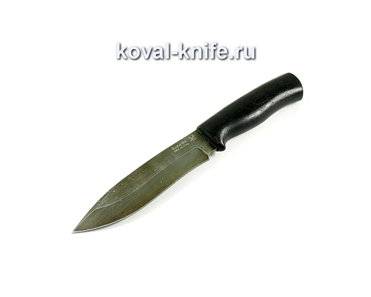 Нож Орлан (сталь ХВ5-Алмазка), рукоять граб A292