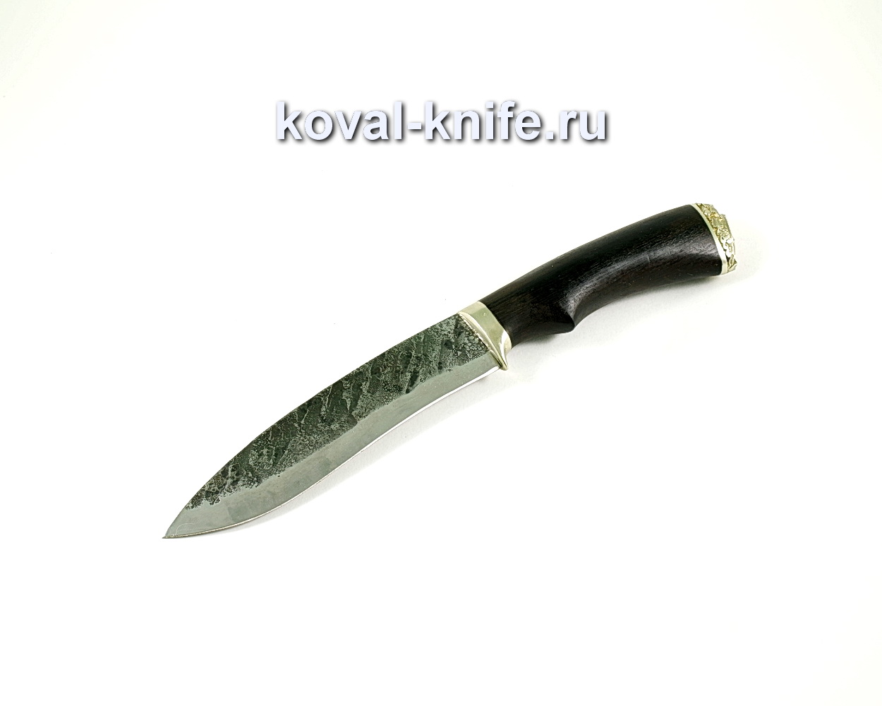 Нож Олимп (сталь 9хс), рукоть граб, литье A158