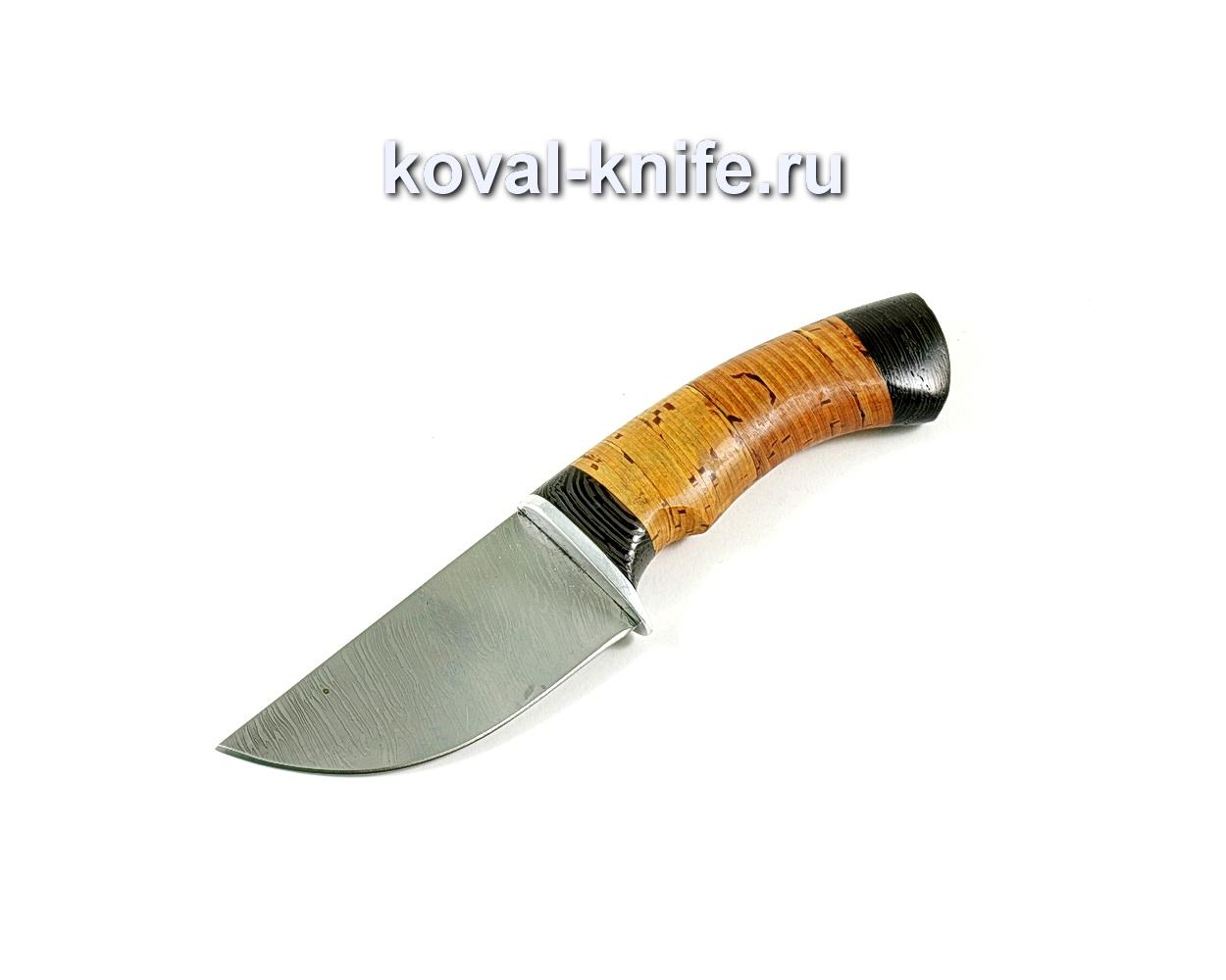 Нож Скин (сталь дамасская), рукоять венге/береста A233