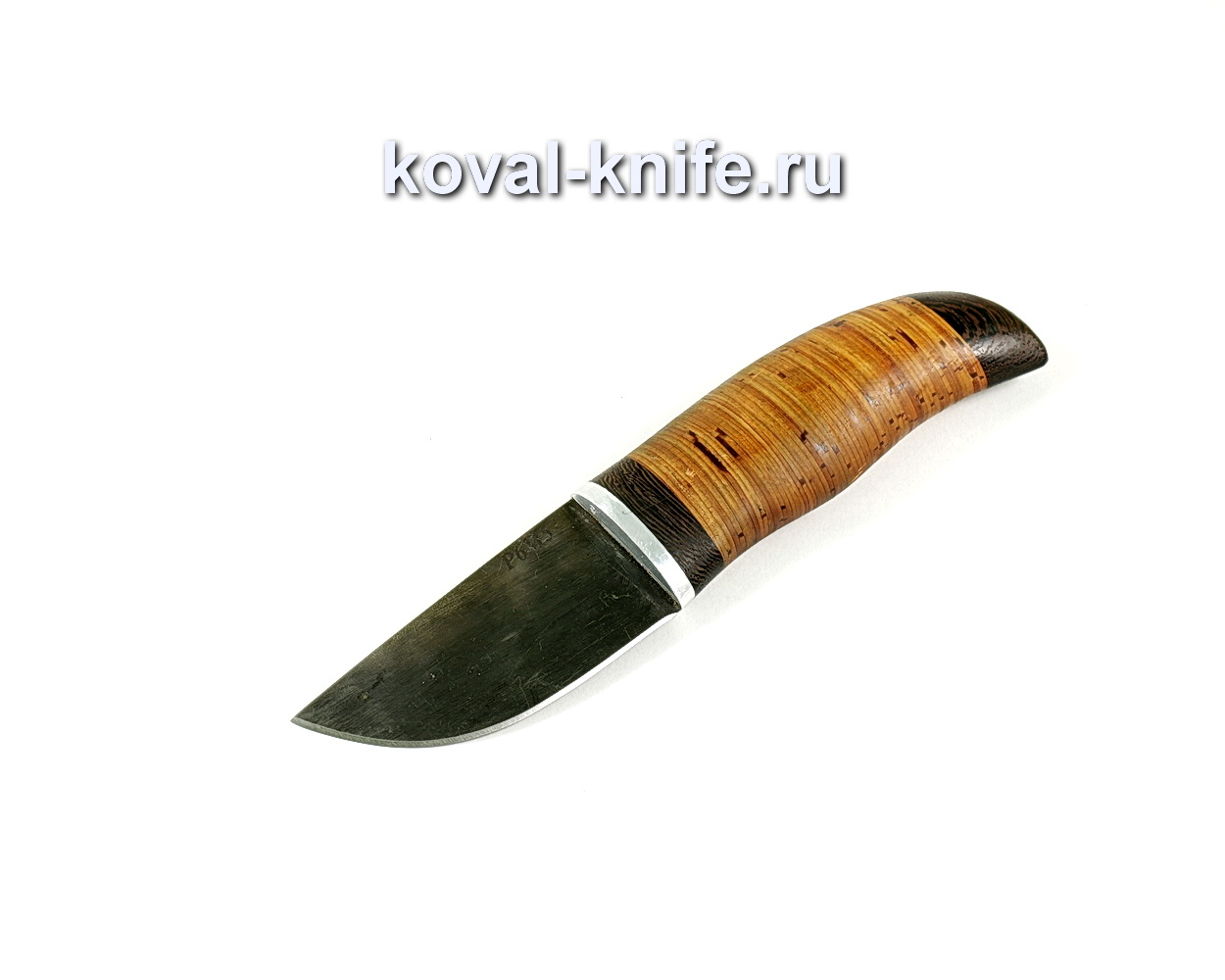Нож Скин (сталь Р6м5), рукоять венге, береста A214