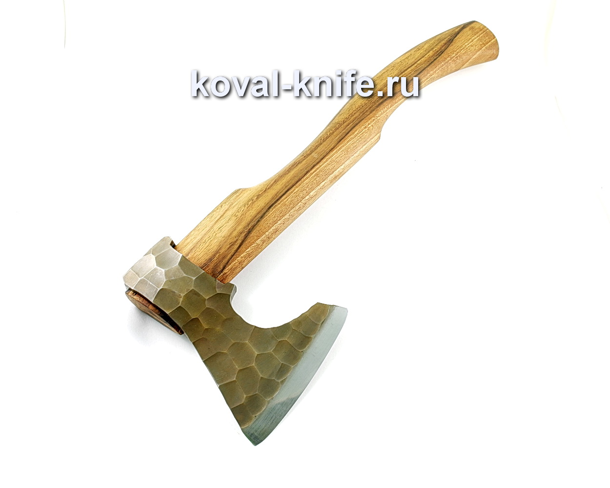 Топор (сталь 9хс), рукоять орех A179