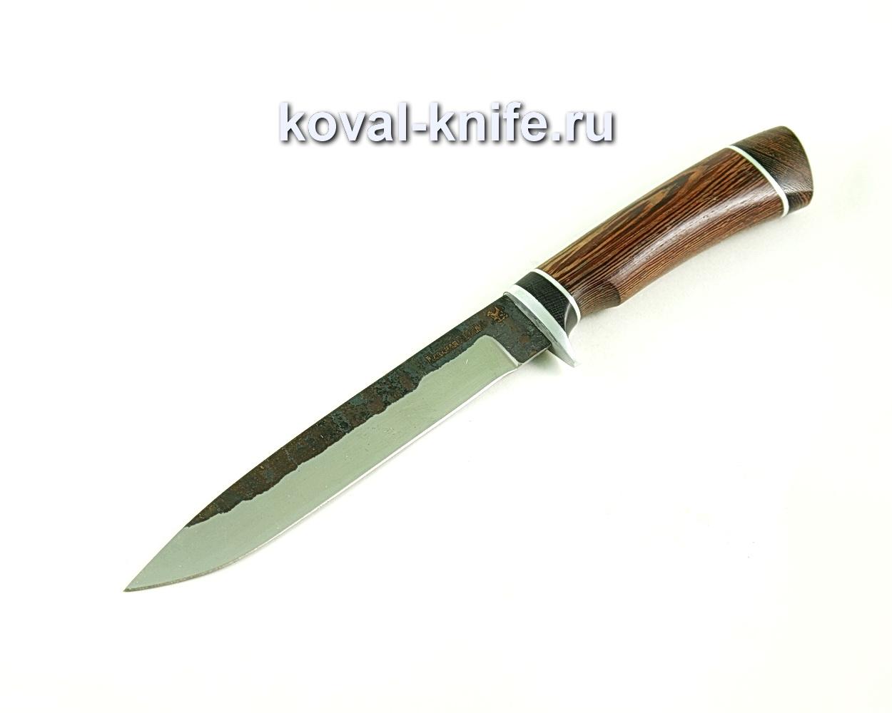 Нож Турист (сталь х12мф), рукоять венге A313