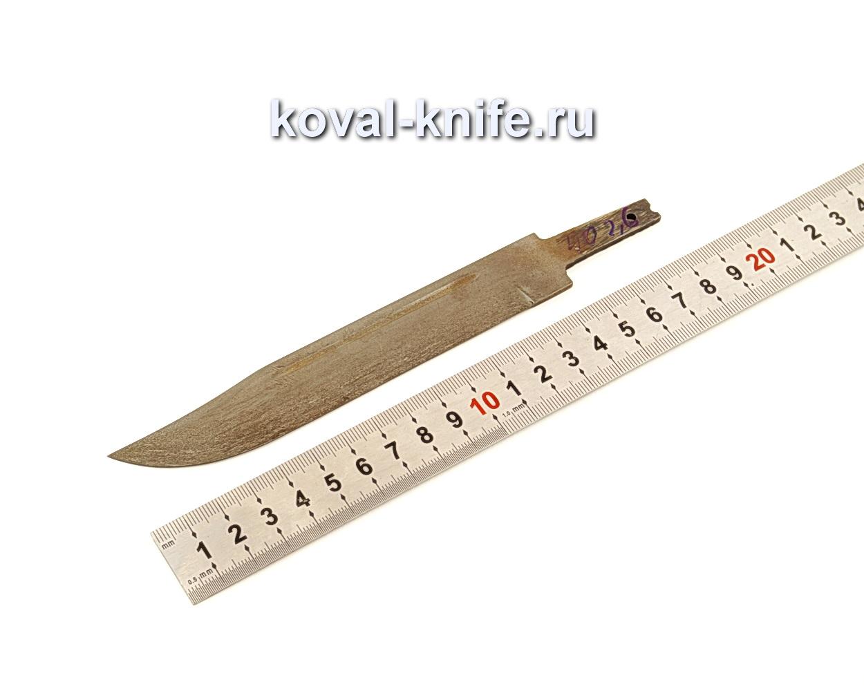 Клинок для ножа НР40 из булатной стали N40