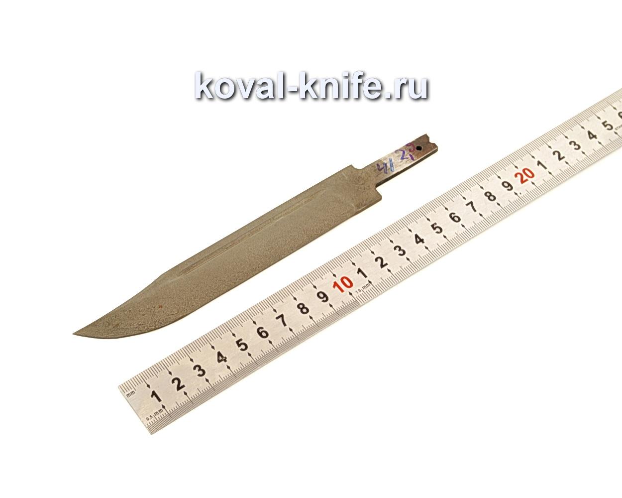 Клинок для ножа НР40 из булатной стали N41